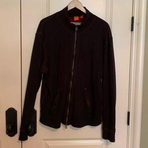 Hugo Boss men's full zip jacket